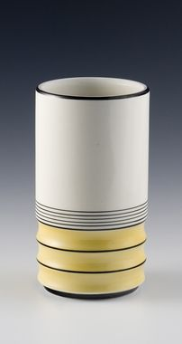 Vase by Nora Gulbrandsen for Porsgrund Porselen. Production 1932. Model 1554?