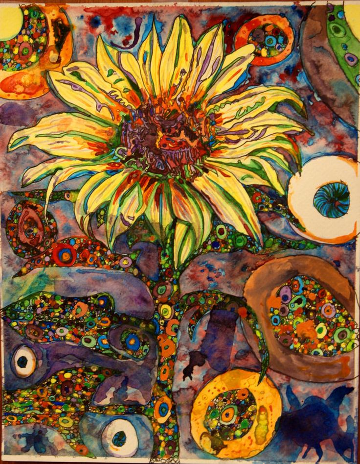 1000+ images about Sunflower collages on Pinterest ...