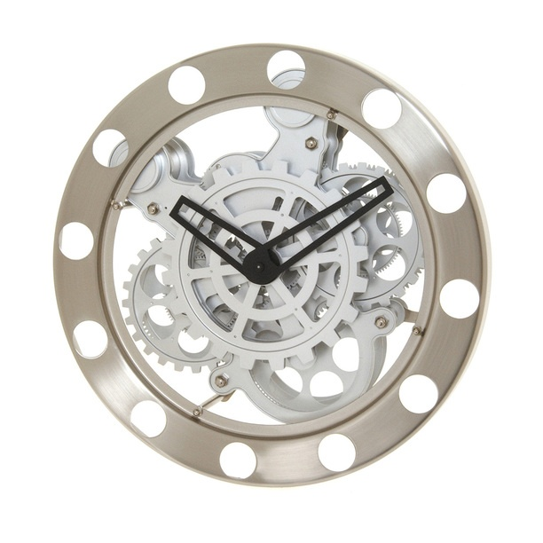 wall gear clock
