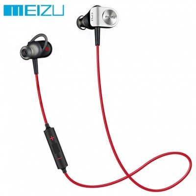 Just$33.34,shop Original Meizu EP-51 Bluetooth HiFi Music Sport In-ear Earbuds from GearBest USA Online Store, plus free delivery.