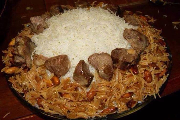 Kurdish yummy food