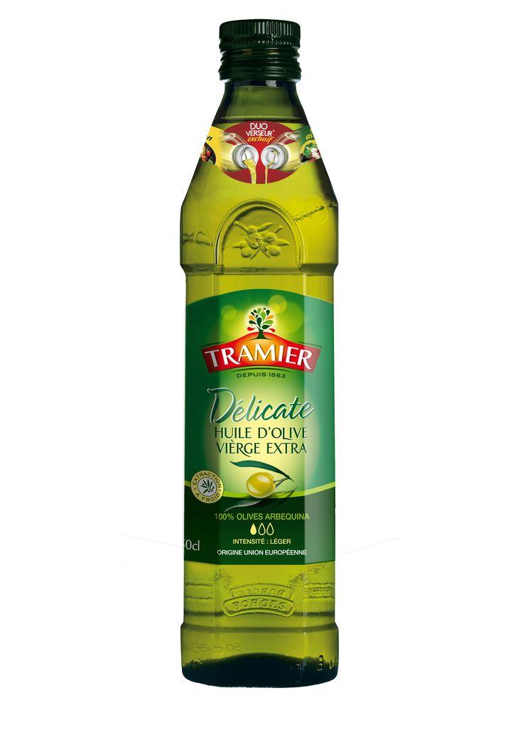 #Huile #Olive mono-variétale délicate #Arbequina