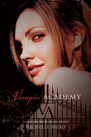 Book 1: Vampire Academy by Richelle Mead