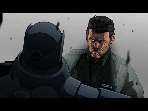 Batman versus the terminator - amazing video!