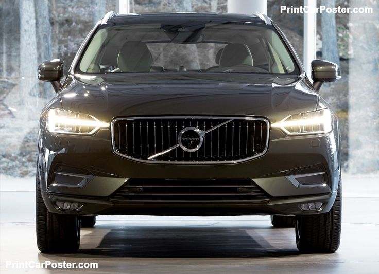 volvo xc60 2018 poster volvo xc60 volvo and cars