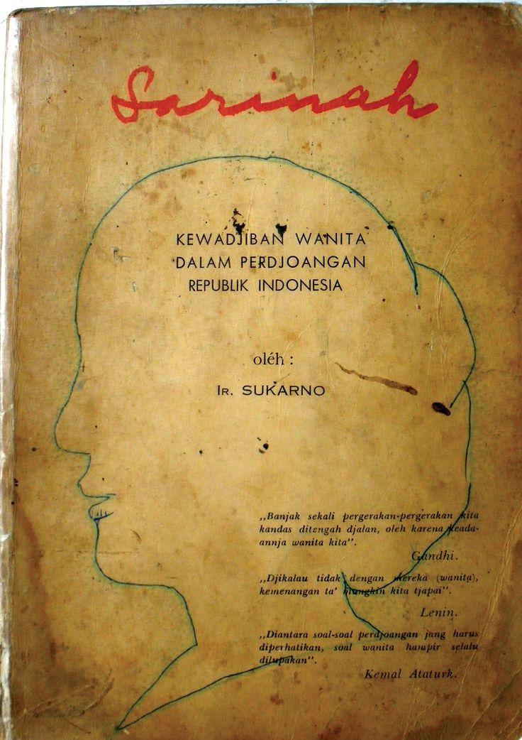 buku Sarinah ... perjuangan wanita Indonesia