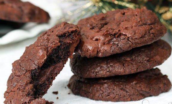 Τα τέλεια cookies με διπλή σοκολάτα (Video)