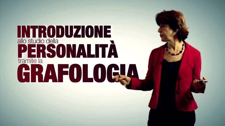 Grafologia: Conoscere la personalità dalla scrittura. Videocorso di grafologia, di Lidia Fogarolo - parte 1