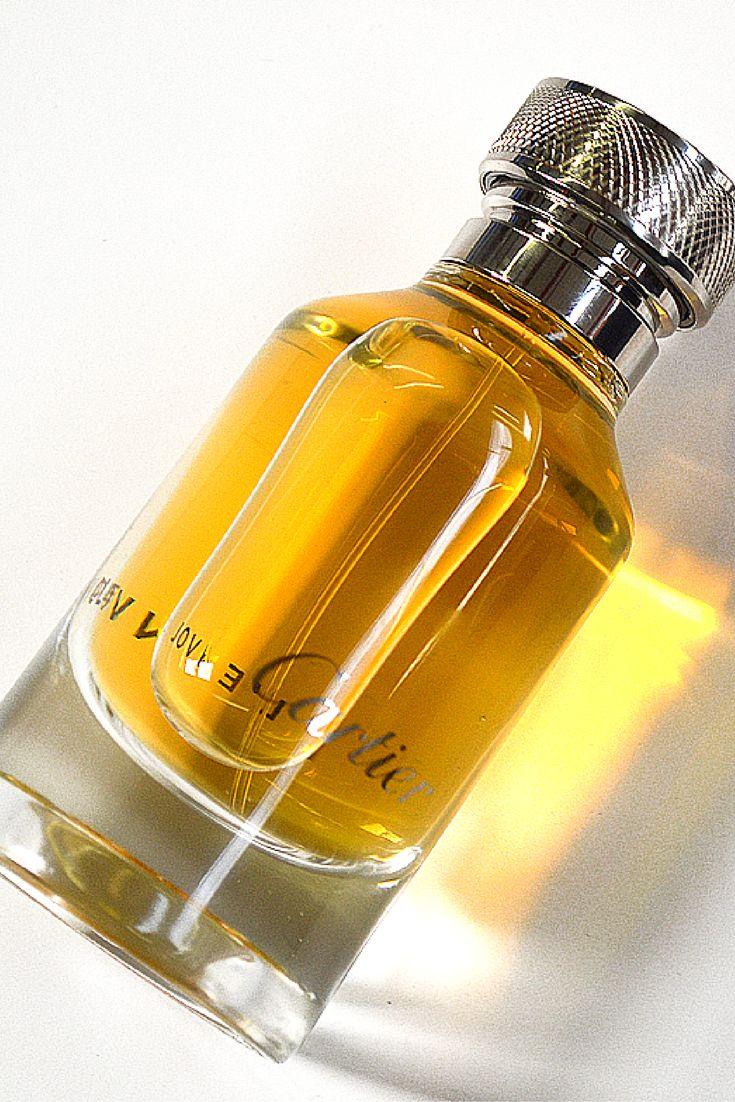 Cartier L'Envol, the new fragrance for men