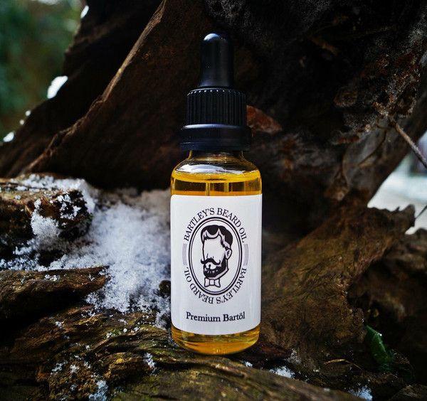 Bartley's Beard Oil
