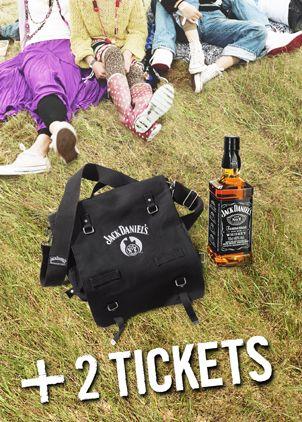 "2 ""Rock im Park""-Tickets   Jack Daniel's Festival-Paket zu gewinnen!"
