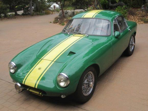 1960 Lotus Elite S2 (front)