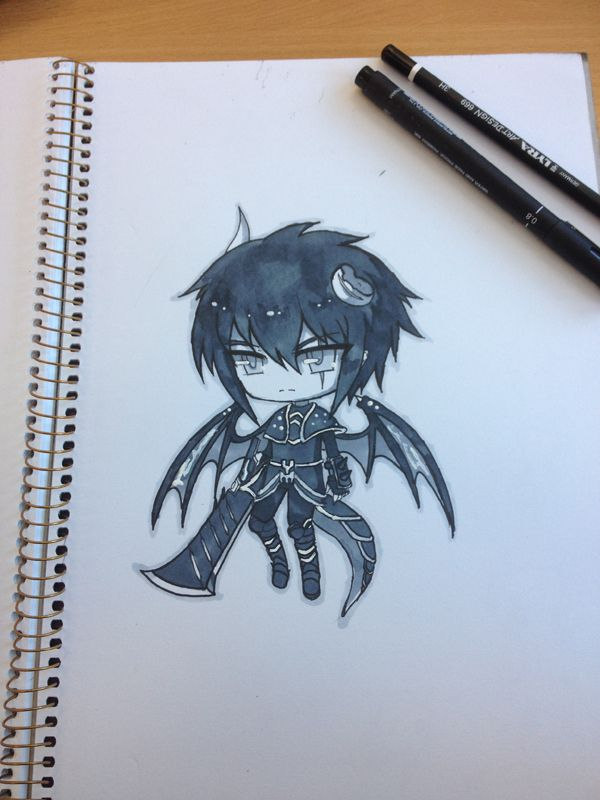 Magnus by SakuraHikariz.deviantart.com on @DeviantArt