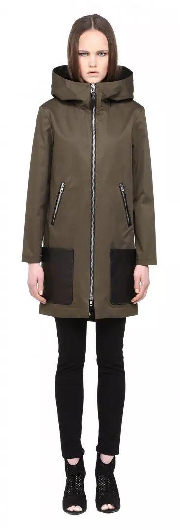 Mackage - Manteau Divya disponible en taille XXS - prix régulier 390,00$