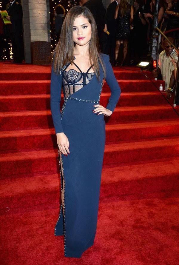 Best Dressed VMAs 2013-Selena Gonez
