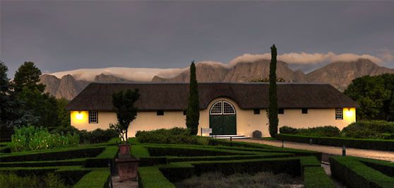 The gorgeous and historic Vergelegen Wine Estate in Cape Town!