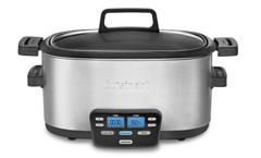 A detailed Cuisinart Multi Cooker Review including the best place to purchase it online.