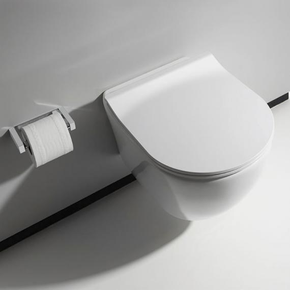 Bauhaus Svelte White Wall Hung WC