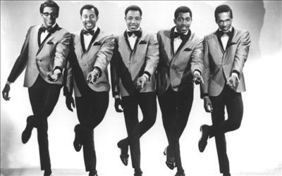 The Temptations are an group with some style! From what I've heard of them, their performances are far out!