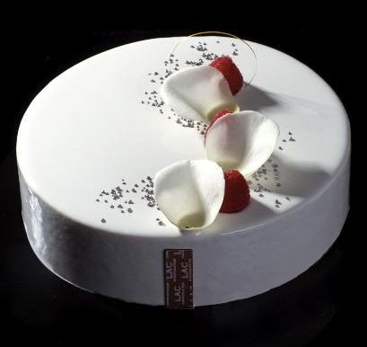 Perle de Pascal Lac (Entremet Fruits rouges & vanille) - Une recette issue…