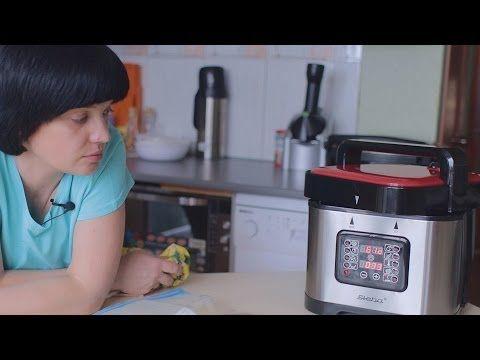 Ромштекс ( стейк телячий ) по технологии Sous-Vide. Steba DD1 Eco - YouTube