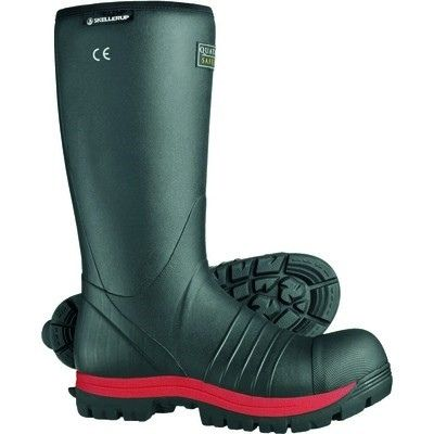 Skellerup Quatro Super Safety - A neoprene insulated full safety boot. Probably the most comfortable safety boot available!
