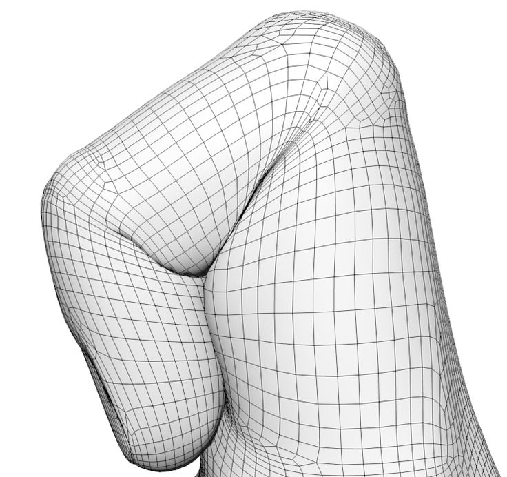 Implicit Skinning: Real-Time Skin Deformation with Contact Modeling - Rodolphe Vaillant's homepage