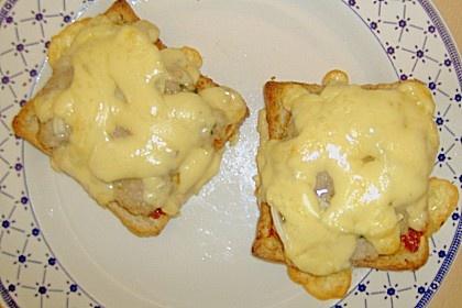 Hackfleisch - Toasts (Rezept mit Bild) von Moon123 | Chefkoch.de