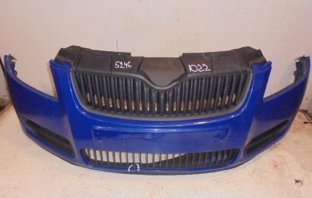 купить бу бампер передний шкода фабия 2 стоимость 9500 руб. , С Уважением ТД Мишка Авто