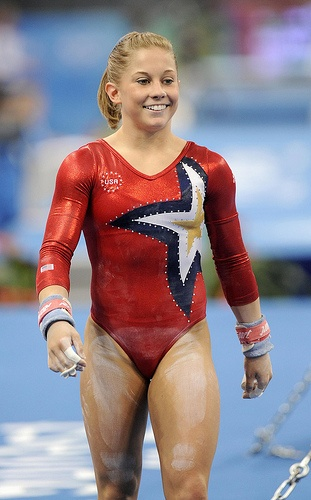 These were my favorite leos worn in Beijing!! Qualifications.