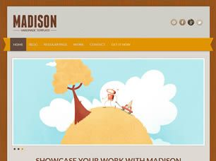 Madison. http://www.free-css.com/assets/files/free-css-templates/preview/page181/madison/