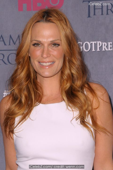 Molly Sims New York Premiere of The Fourth Season of