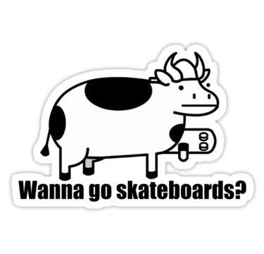 Wanna go skateboards? by SpiderDann