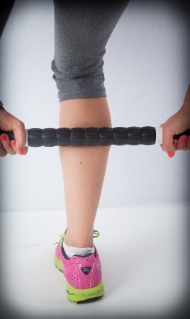 Amazon.com: Muscle Roller Stick - The Only Muscle Roller Sold on Amazon with a Lifetime Guarantee & Bio Energy Therapeutic Spindles! - Treats Muscle Pain, Sports Injuries, Knots and Trigger Points- Use the Exercise Stick to Reduce Muscle Soreness, Stiffness & Pain! Each IT Band Roller Comes with a Bonus How to Video.: Health & Personal Care