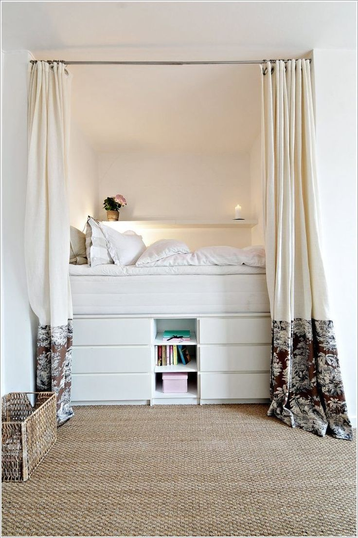 5 Brilliant Ideas to Steal for Your Small Apartment: