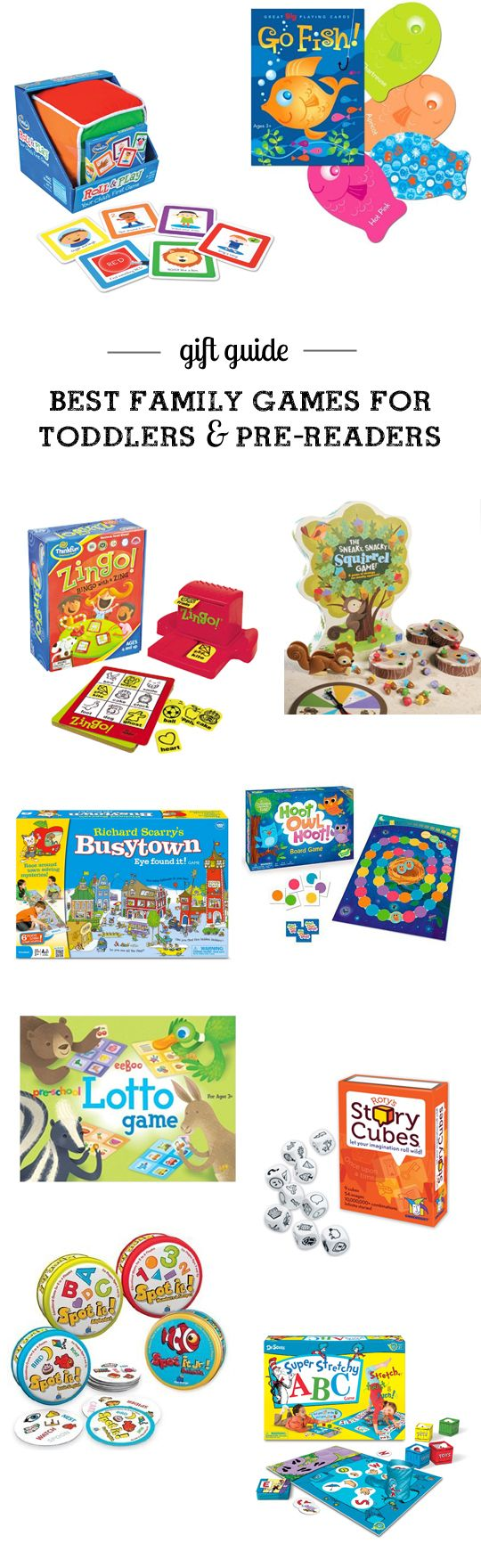 gift guide: best games to start a family game night with toddlers and pre-readers: gift guide: best games to start a family game night with toddlers and pre-readers