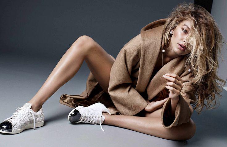 Gigi Hadid Rocks the Pages of Vogue Netherlands