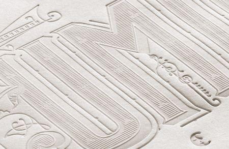 Área Visual - Blog de Arte y Diseño: Los proyectos impresos de Kevin Cantrell
