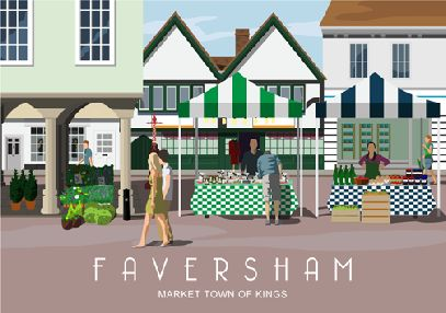 Faversham, Market Town of Kings | whiteonesugar.co.uk