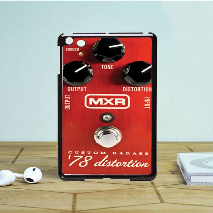 Mxr M78 Distortion iPad Mini 2 Case Dewantary