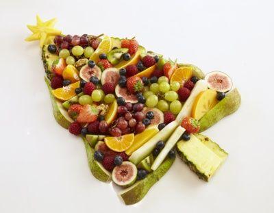 Slik får du til 5 om dagen i julen – frukt.no