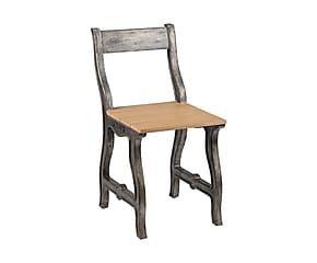 DALANI | Sedie in legno grezzo: fascino al naturale