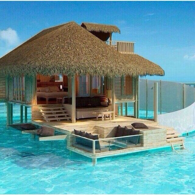 BORA BORA.  I could escape here and maybe never return!!!