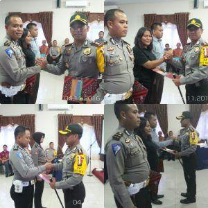 Kapolres Kampar Tutup Pelatihan Asistensi Operator Skck& Sp2Hp Online