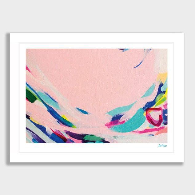 Wild Ones I Art Print by Jen Sievers