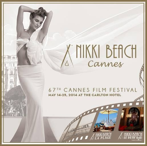 This year at the Cannes Film Festival, Nikki Beach will have two locations:  1. Nikki Beach La Plage at the beach of the InterContinental Carlton Cannes Hotel   2. Nikki Beach Le Petit Bar by Grey Goose Vodka, located within the lobby of the Carlton Hotel