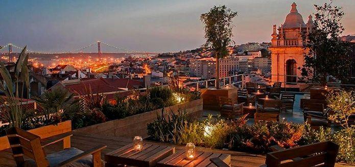 Lisboa, Bairro - Park Bar Calçada do Combro Terça - Sábado: 13:00 - 2:00 Domingo: 13:00 - 20:00