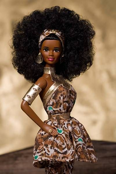 Barbie Nigéria de 1989
