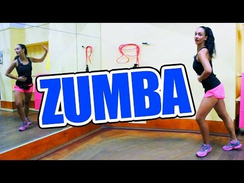 Zumba Fitness - Come ballare per dimagrire e tonificare - Esercizi gratis per allenamento a casa - YouTube