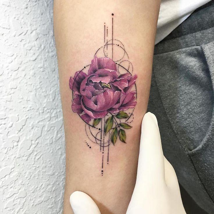 De nouveaux tatouages en vignettes circulaires de Eva Krdbk  2Tout2Rien